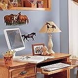 RoomMates - Wandsticker Wildpferde 24 Stück - 5