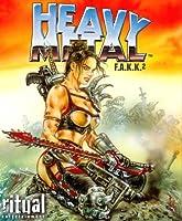 Heavy Metal Fakk 2 / Game