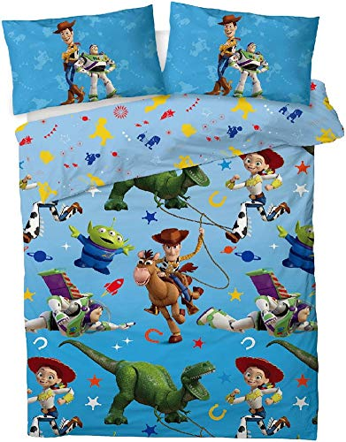 Disney Toy Story 4 'Lasso' Double Duvet Cover Set