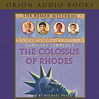 The Colossus of Rhodes audiobook cover art