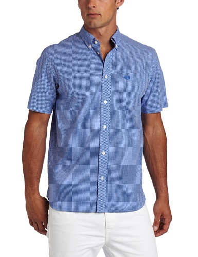 Fred Perry Hemd/Gingham Shirt M8305