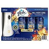 Glade Automatic Spray Diffuser Kit plus 3 Refills (Fall Night Long)...