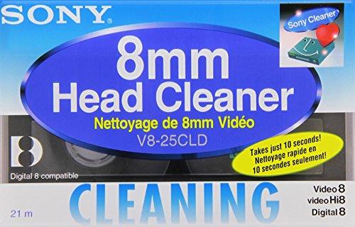 Sony - 8MM Camcorder-Reinigungscassette