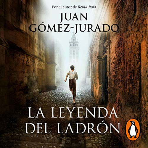 La leyenda del ladrón [The Legend of the Thief] cover art
