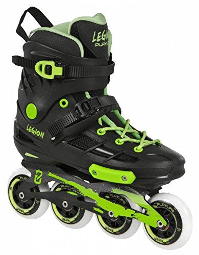 Playlife Inline Skates Legion schwarz/grün Größe 38