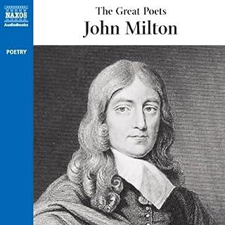 The Great Poets: John Milton audiobook cover art