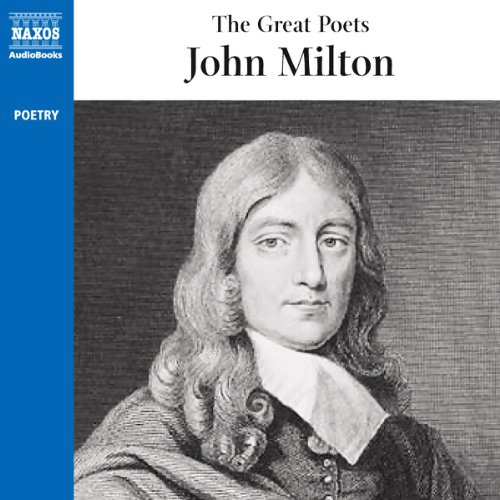 The Great Poets: John Milton audiobook cover art