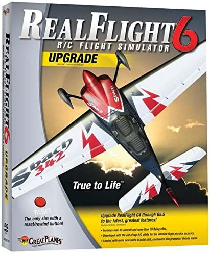 RealFlight 6 Upgrade for G4 and Above product image