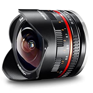 Walimex Pro 8mm 1:2,8 CSC Fish-Eye-Objektiv (feste Gegenlichtblende, UMC Linsen, große Tiefenschärfe) für Sony E Objektivbajonett schwarz (B008FP2P6Y) | Amazon price tracker / tracking, Amazon price history charts, Amazon price watches, Amazon price drop alerts