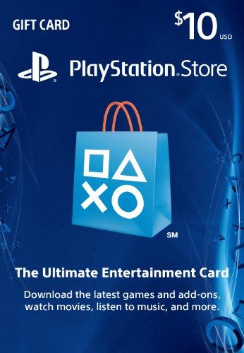 اسعار $10 PlayStation Store Gift Card [Digital Code]
