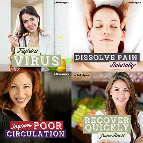 Healthy Body Subliminal Messages Bundle cover art