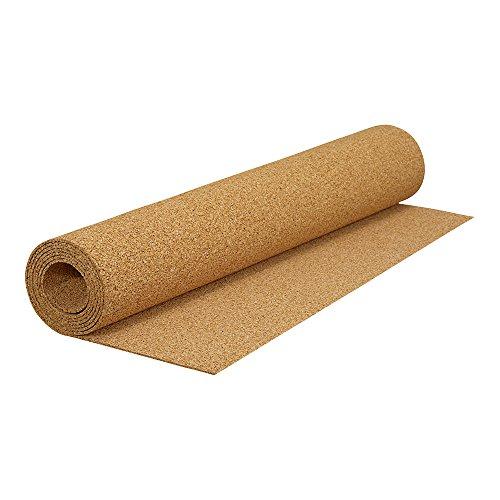 QEP Natural Cork Underlayment Roll - 1/4