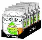 Tassimo Twinings Té verde con menta, 5unidades (5x 16Raciones), 2 - Pack