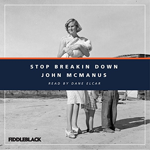 Stop Breakin Down: Stories audiobook cover art