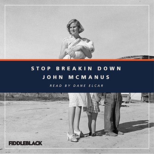 Stop Breakin Down: Stories cover art
