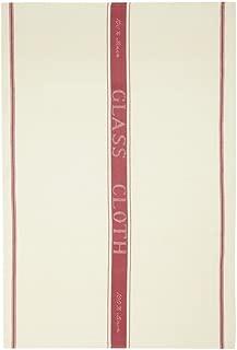 Ulster Weavers Linen Glass Cloth Tea Towel, Red