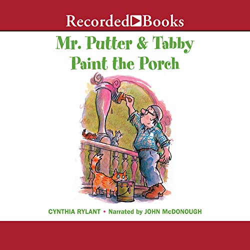 Mr. Putter and Tabby Paint the Porch  By  cover art