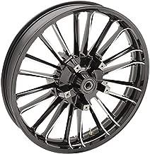 Coastal Moto 3D-ATL213BC Precision Cast Atlantic 3D Front Wheel - 21x3.5 - Black