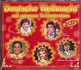 Deutsche Weihnacht mit unseren Schlagerstars (2 CD-Box feat. Lolita: Am Kamin, Roy Black: Kleiner Trommelmann a.m.m.)