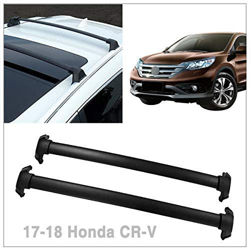 Autoxrun Universal Car Top Luggage Cross Bars Roof Rack Replacement for Honda CRV 2017 2018 2019