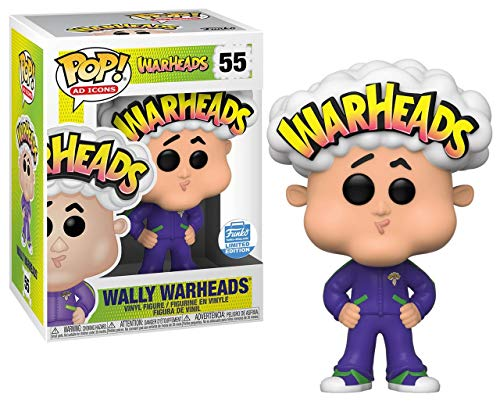 Funko Pop! AD Icons: Wally Warheads (Exclusive)