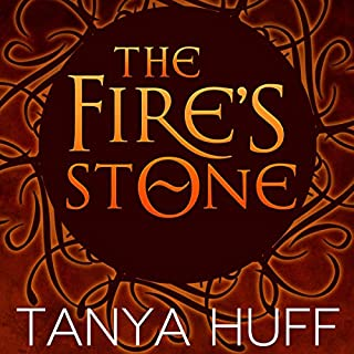 The Fire's Stone cover art