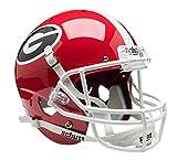 Schutt NCAA Replica XP Football Helmet, Georgia Bulldogs