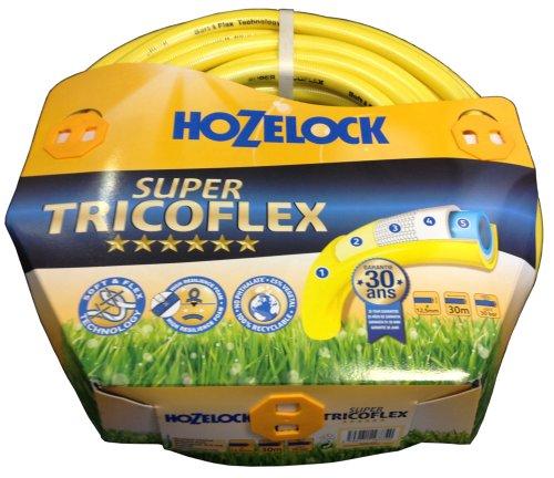 Super Tricolfex 116774 waterslang 1/2 inch geel 30 m rol