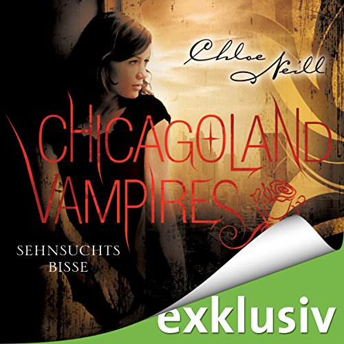 Sehnsuchtsbisse (Chicagoland Vampires 8) audiobook cover art