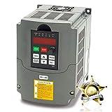 Variador de frecuencia (VFD) Computer ized Numerical Control (CNC), el Motor Inverter Conversor 380V 1.5kW 2HP para eje motor, control de la Velocidad, huanyang HY–Serie (380V, 1.5kw).
