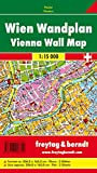 Wien Wandplan, 1:15.000, Markiertafel - Freytag-Berndt und Artaria KG