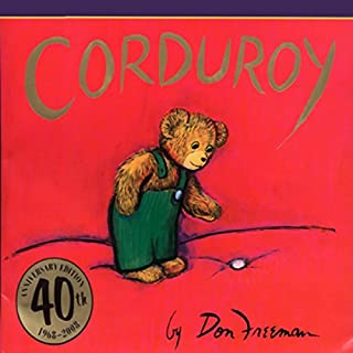 Corduroy cover art