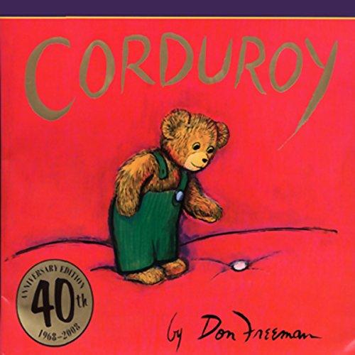 Corduroy cover art