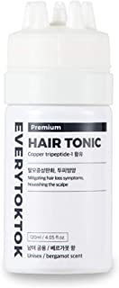 [Every TokTok]Premium Hair Tonic - Hair Growth Liquid Serum Strengthens Hair Root and Hair Growing Fast Longer Korean Hair Treatment