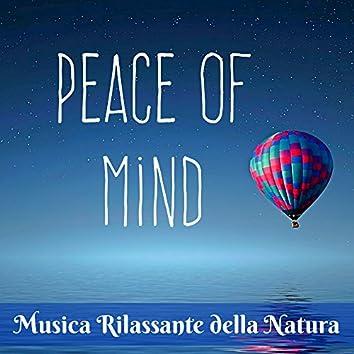 Peace Of Mind - Musica Rilassante della Natura per Punti Chakra Massoterapia Sonno Profondo con Suoni New Age Meditativi Spirituali