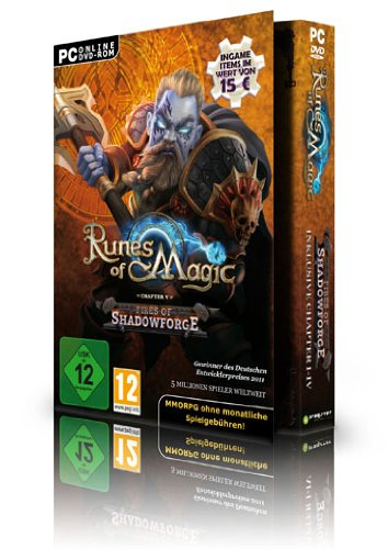 Runes of Magic Chapter V: Fires of Shadowforge (PC)