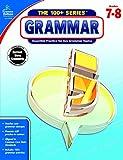 Carson Dellosa | The 100 Series: Grammar Workbook Grades 7-8, Language Arts, 128pgs