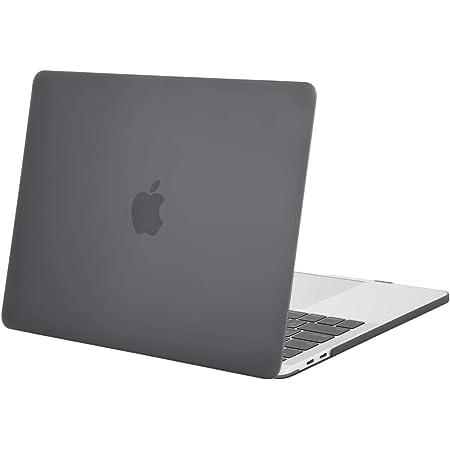 MOSISO H/ülle Kompatibel mit MacBook Pro 16 Zoll 2020 2019 Release A2141 mit Touch Bar /& Touch ID Klar Rose Bl/ätter Plastic Pattern Hartschale H/ülle Kompatibel mit MacBook Pro 16 Zoll