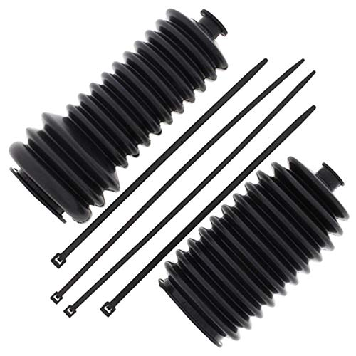 All Balls Tie Rod Boot Kit 51-3003 for Bombardier/Can-Am & Polaris Applications (05-16)