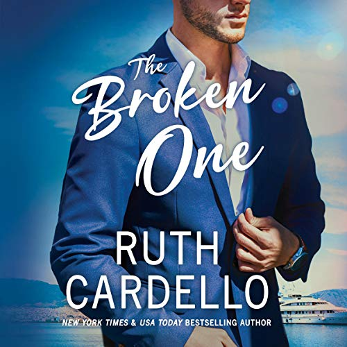 The Broken One audiobook cover art