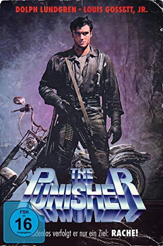 Produktbild von The Punisher (Retro-VHS-Edition, Blu-ray+Bonus-DVD) (exklusiv bei Amazon.de) [Limited Collector's Edition]