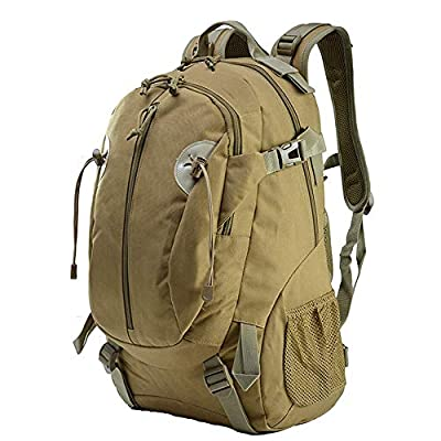 Jueachy Tactical Backpack for Men Military Rucksack Pack Waterproof Daypack 30L