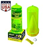 RESCUE! Reusable Yellowjacket Trap with Non-Toxic Attractant