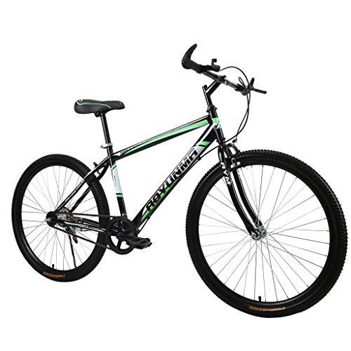 HGWXX7 Mountain Bikes Men Women, 26-Inch/Medium High-Tensile Aluminum Frame Bicycles with V Brake, 2020 New Road Bikes for Adult