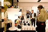 Farbwechsel große beleuchtete Eiskübel wasserdicht Schiebedesign Beleuchtung Champagner Eimer Kühler