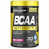 Cellucor BCAA Sport, BCAA Powder Sports Drink for Hydration & Recovery, Cherry...