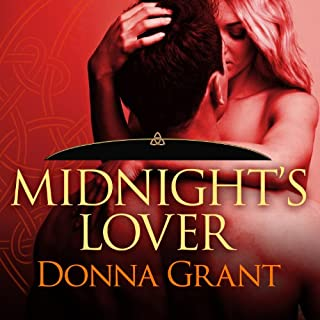 Midnight's Lover audiobook cover art