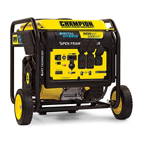 Champion 6250-Watt DH Series Open Frame Inverter for 878.34