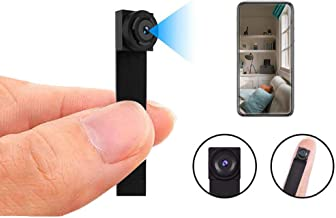 Mini WiFi DIY Spy Camera 1080P Wireless Hidden Camera Small Nanny Cam with Motion Detection Home Security Recording Remote View Indoor Outdoor Using No WiFi No APP