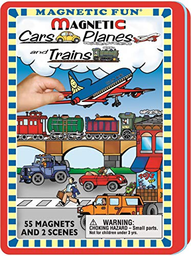Magnetic Fun - Cars Planes and...